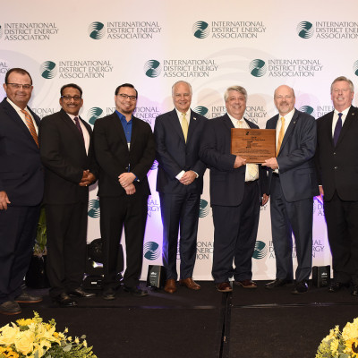 TECO Named #1 District Energy System in 2019 World Competition