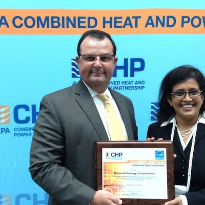 Houston-Based TECO Wins U.S. EPA's ENERGY STAR CHP Award