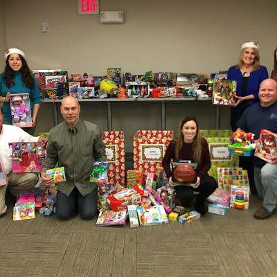 TECO's Gift Drive: Helping make days brighter for children
