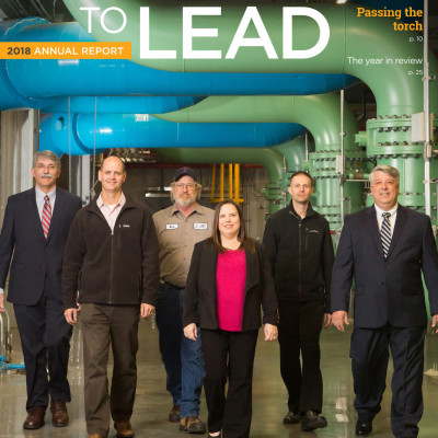 TECO's Employees Inspired to Lead
